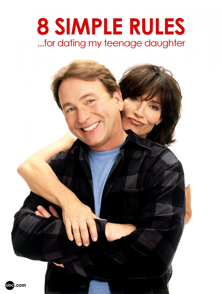 8 simple rules for dating my teenage daughter cast list